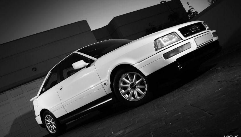 Audi Coupe 2.8E B4