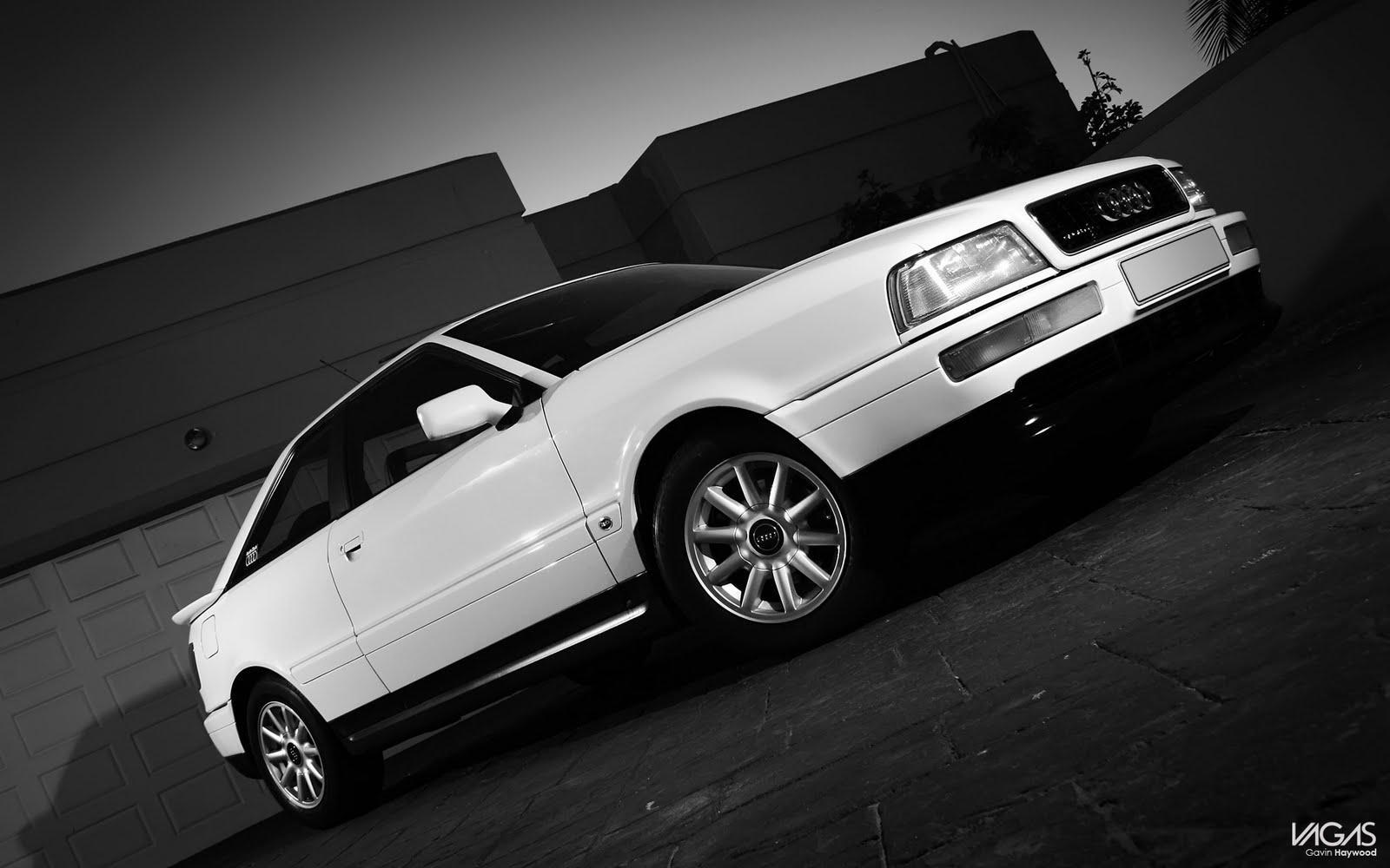Audi B2, B3 és B4 Coupe - információk