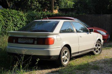 Második Coupe-m - egy 1990-es B3-as
