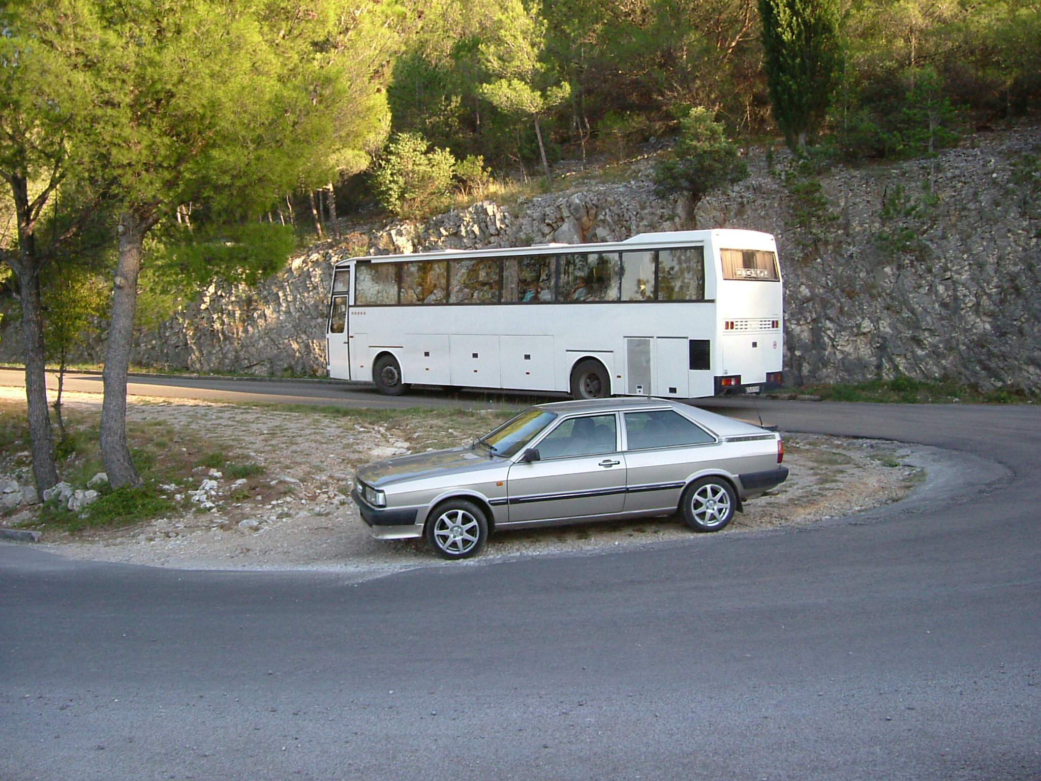 Audi Coupe GT 5E B2